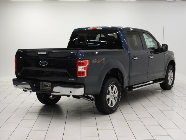 2018 F-150 Crew Cab 4x4 Pickup #JFB56507 - photo 2