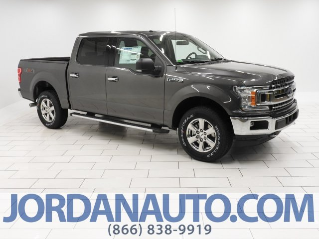 2018 F-150 Crew Cab 4x4 Pickup #JFB56511 - photo 1