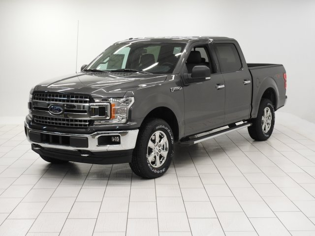 2018 F-150 Crew Cab 4x4 Pickup #JFB56511 - photo 4