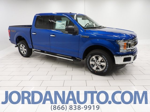 2018 F-150 Crew Cab 4x4 Pickup #JKD02264 - photo 1