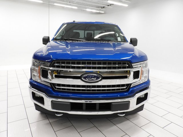 2018 F-150 Crew Cab 4x4 Pickup #JKD02264 - photo 3