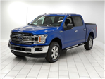 2018 F-150 Crew Cab 4x4 Pickup #JKD02264 - photo 4