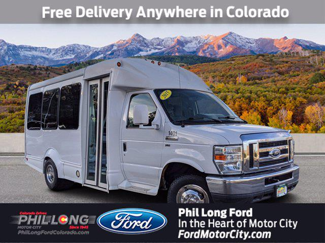 2015 Ford E-350 4x2, Other/Specialty #24569 - photo 1