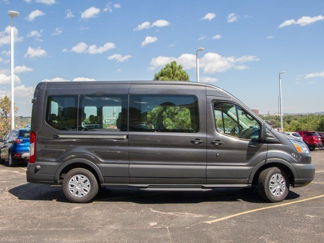 2017 Transit 350 Medium Roof, Passenger Wagon #457004 - photo 4