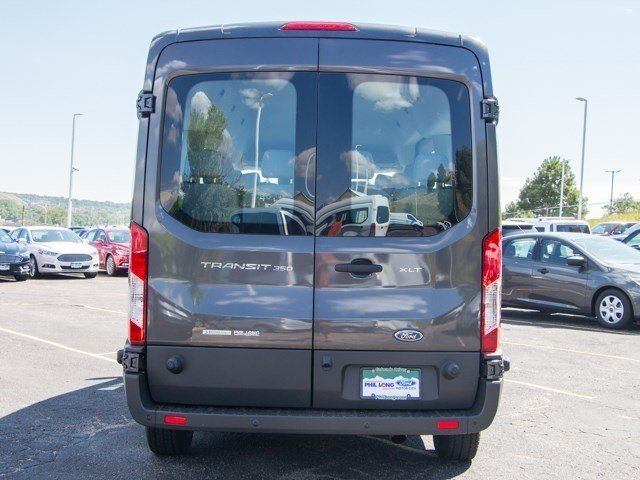 2017 Transit 350 Medium Roof, Passenger Wagon #457004 - photo 2