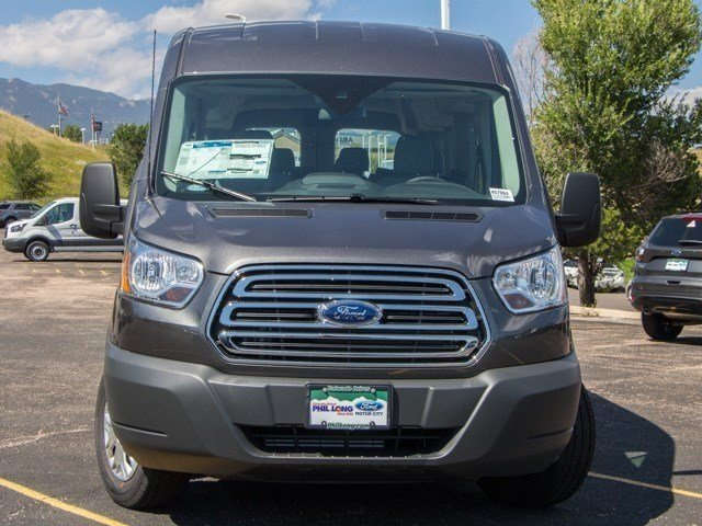 2017 Transit 350 Medium Roof, Passenger Wagon #457004 - photo 6