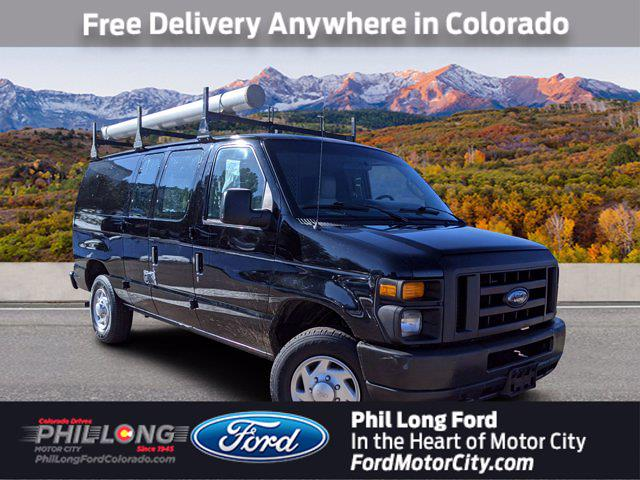 2011 Ford E-350 4x2, Upfitted Cargo Van #460009A - photo 1