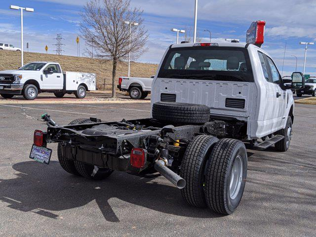 2021 Ford F-350 Super Cab DRW 4x4, Cab Chassis #651012 - photo 1