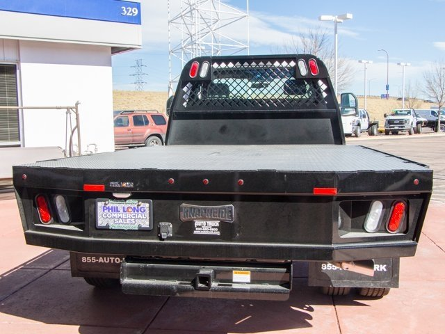 2017 F-350 Regular Cab DRW 4x4, Knapheide Platform Body #657034 - photo 2