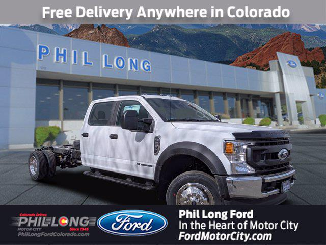 2021 Ford F-550 Crew Cab DRW 4x4, Cab Chassis #661003 - photo 1