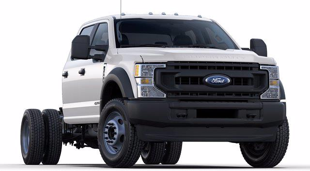 2020 Ford F-550 Crew Cab DRW 4x4, Cab Chassis #DT0317 - photo 1