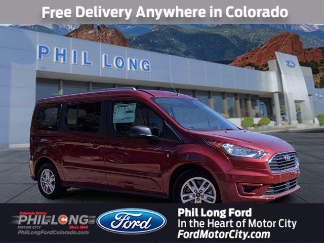 2019 Ford Transit Connect FWD, Passenger Wagon #DT9633 - photo 1