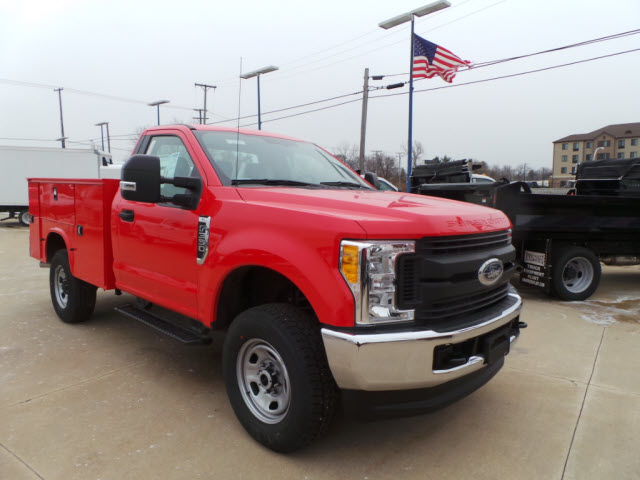 2017 F-350 Regular Cab 4x4, Knapheide Service Body #T10127 - photo 10