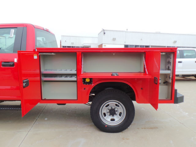 2017 F-350 Regular Cab 4x4, Knapheide Service Body #T10127 - photo 3