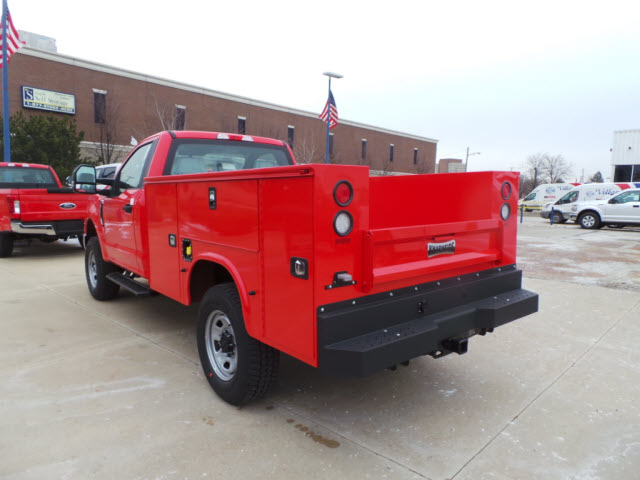 2017 F-350 Regular Cab 4x4, Knapheide Service Body #T10127 - photo 2