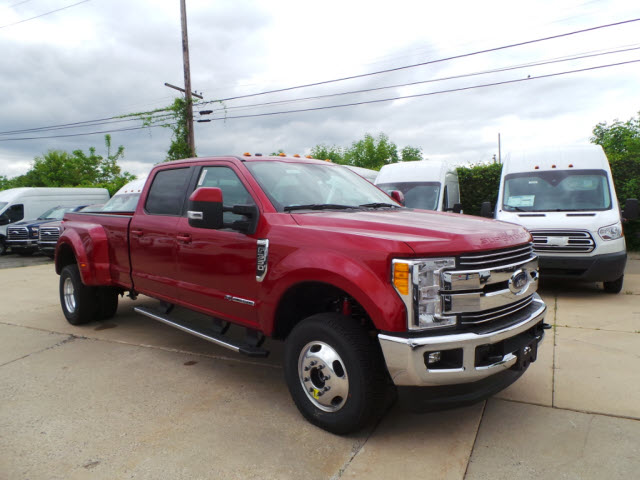 2017 F-350 Crew Cab DRW 4x4, Pickup #T10158 - photo 4