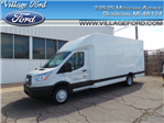 2017 Transit 350 HD Low Roof DRW, Unicell Cutaway Van #T10376 - photo 1