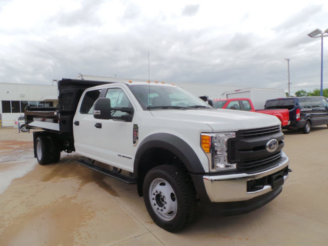 2017 F-550 Crew Cab DRW 4x4, Knapheide Dump Body #T10625 - photo 4