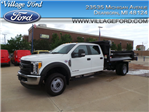 2017 F-550 Crew Cab DRW 4x4, Knapheide Dump Body #T10625 - photo 1