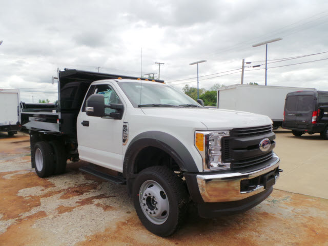 2017 F-450 Regular Cab DRW 4x4, Knapheide Dump Body #T10750 - photo 6