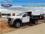 2017 F-450 Regular Cab DRW 4x4, Knapheide Dump Body #T10750 - photo 1