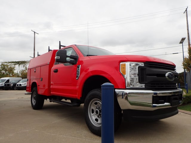 2017 F-350 Regular Cab 4x4, Service Utility Van #T11008 - photo 3