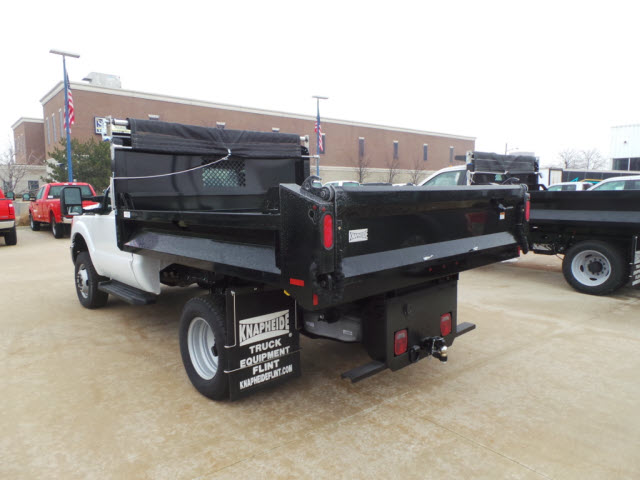 2016 F-350 Regular Cab DRW 4x4, Knapheide Dump Body #T1250 - photo 2