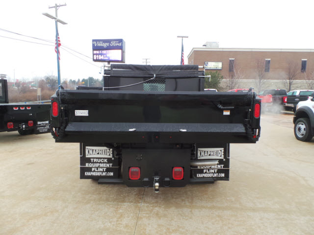 2016 F-350 Regular Cab DRW 4x4, Knapheide Dump Body #T1250 - photo 4