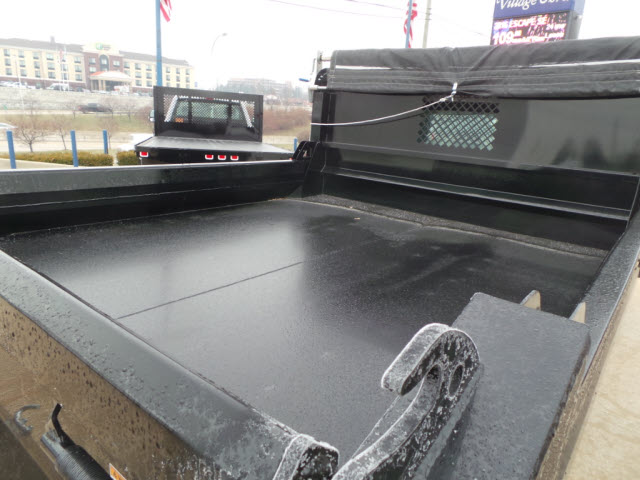 2016 F-350 Regular Cab DRW 4x4, Knapheide Dump Body #T1250 - photo 5