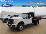 2016 F-350 Regular Cab DRW 4x4, Knapheide Dump Body #T1250 - photo 1