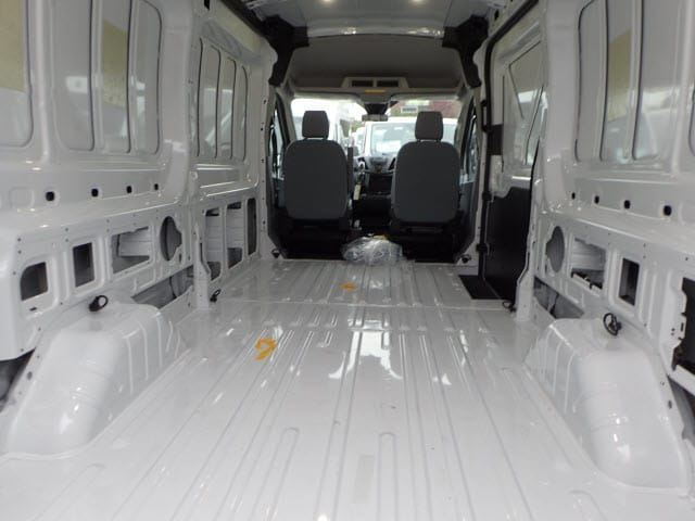 2018 Transit 250 Medium Roof, Cargo Van #T13177 - photo 2