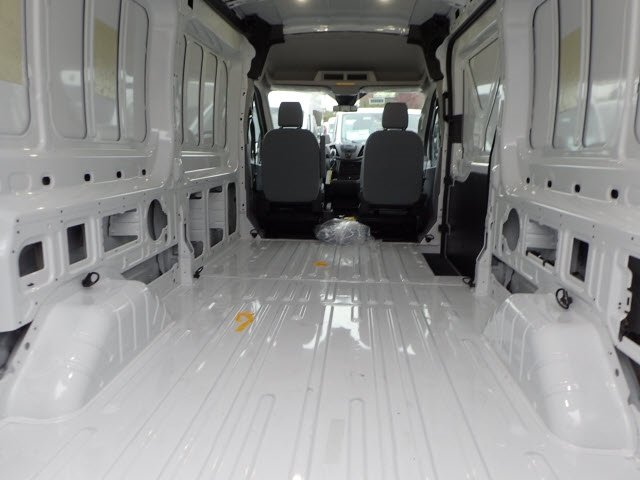 2018 Transit 250 Med Roof 4x2,  Empty Cargo Van #T13177 - photo 2