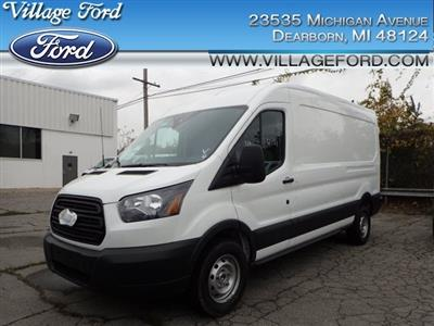 2018 Transit 250 Med Roof 4x2,  Empty Cargo Van #T13177 - photo 1