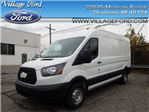 2018 Transit 250 Medium Roof, Cargo Van #T13177 - photo 1