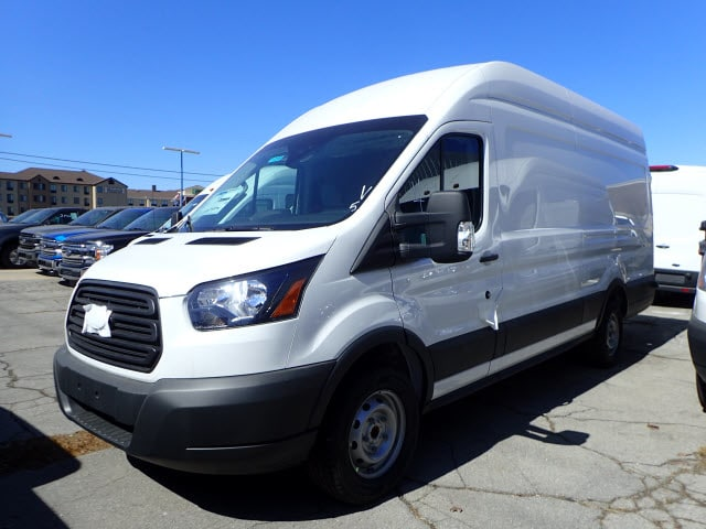 2018 Transit 350 High Roof 4x2,  Empty Cargo Van #T13550 - photo 1