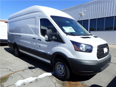 2018 Transit 350 High Roof 4x2,  Empty Cargo Van #T13550 - photo 3