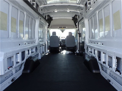 2018 Transit 350 High Roof 4x2,  Empty Cargo Van #T13550 - photo 2
