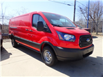2018 Transit 250 Low Roof 4x2,  Empty Cargo Van #T13618 - photo 3