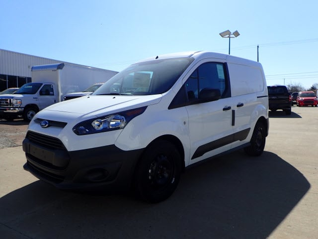 2018 Transit Connect, Cargo Van #T13619 - photo 1