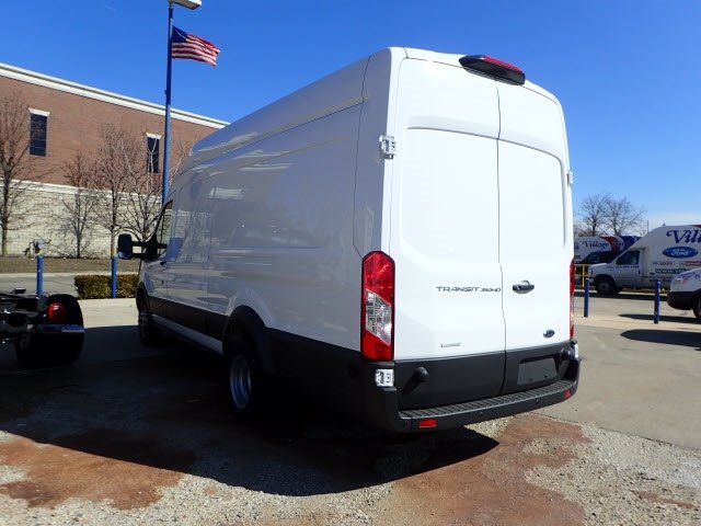 2018 Transit 350 HD High Roof DRW 4x2,  Empty Cargo Van #T13649 - photo 5
