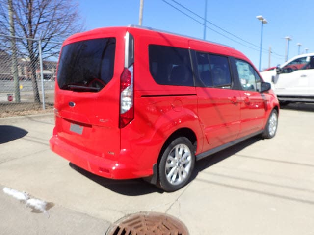 2018 Transit Connect, Passenger Wagon #T13736 - photo 4