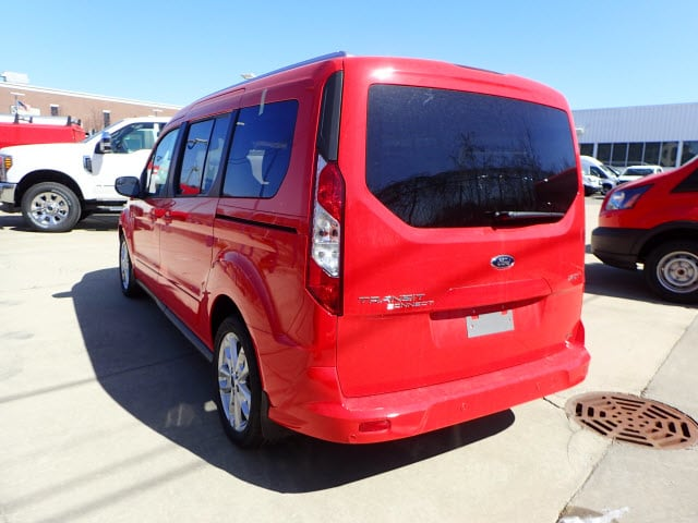 2018 Transit Connect, Passenger Wagon #T13736 - photo 2
