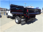 2018 F-350 Regular Cab DRW 4x4, Dump Body #T13750 - photo 1