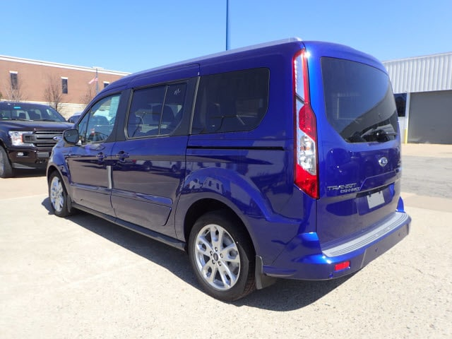 2018 Transit Connect, Passenger Wagon #T13945 - photo 2