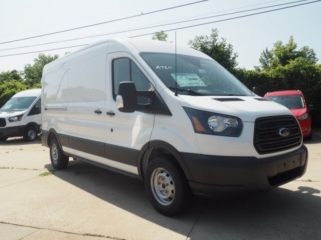 2018 Transit 250 Med Roof 4x2,  Empty Cargo Van #T14485 - photo 4