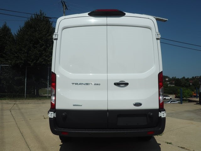 2018 Transit 250 Med Roof 4x2,  Empty Cargo Van #T14485 - photo 5