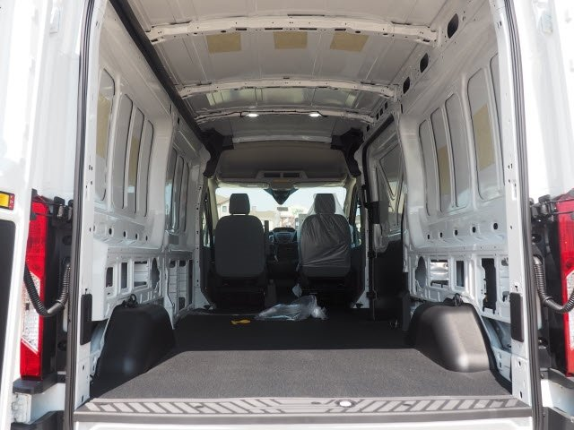 2018 Transit 250 Med Roof 4x2,  Empty Cargo Van #T14485 - photo 2