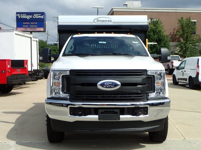 2018 F-350 Regular Cab DRW 4x4,  Dump Body #T14625 - photo 3