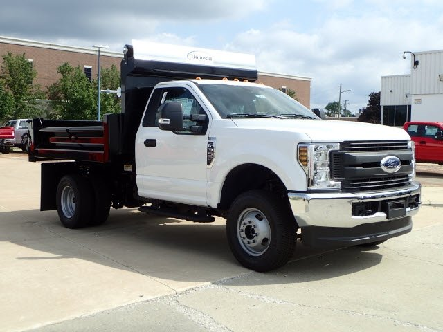 2018 F-350 Regular Cab DRW 4x4,  Dump Body #T14625 - photo 4