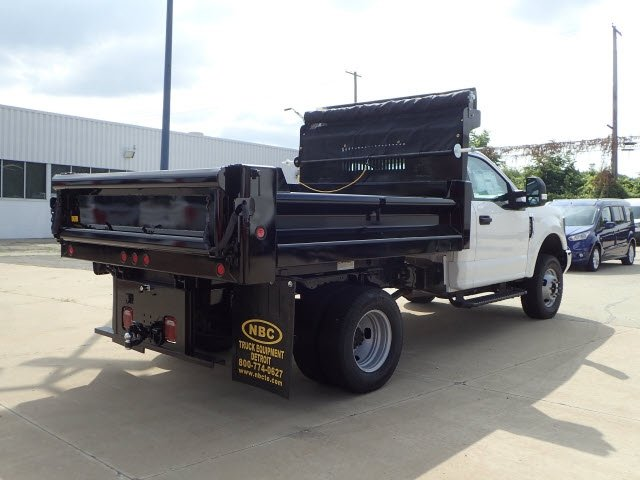2018 F-350 Regular Cab DRW 4x4,  Dump Body #T14625 - photo 5